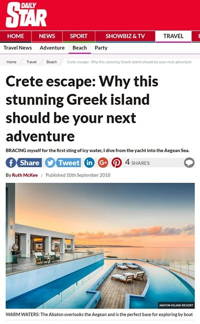 Crete escape: Why this stunning Greek island should be your next adventure