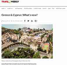 Greece & Cyprus: What's new?